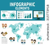 infographic elements. business...