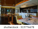 modern lobby interior. | Shutterstock . vector #315776678