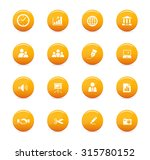 icons for web and mobile | Shutterstock .eps vector #315780152