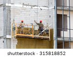odessa   september 8  facade... | Shutterstock . vector #315818852