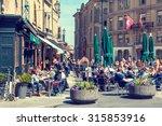 geneva  switzerland   april 10  ...   Shutterstock . vector #315853916