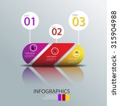 abstract illustration... | Shutterstock .eps vector #315904988