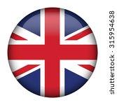 badge with uk flag | Shutterstock .eps vector #315954638