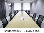 office meeting room  and... | Shutterstock . vector #316025456