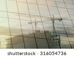 Reflective Glass Building Of...