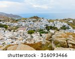 ios island  greece   may 28 ... | Shutterstock . vector #316093466