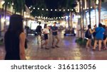 blurred background   people... | Shutterstock . vector #316113056