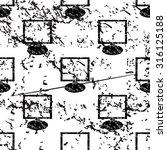 monitor pattern  grunge  black...