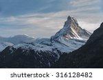 Mountain Matterhorn  Zermatt ...