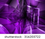 abstract purple background  ... | Shutterstock . vector #316203722
