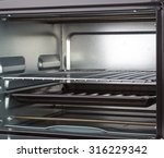 electric oven | Shutterstock . vector #316229342