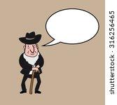 People Character Jewish Cartoon ...