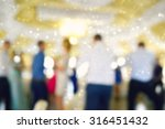 people dancing blur background | Shutterstock . vector #316451432