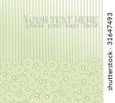 vector vintage background | Shutterstock .eps vector #31647493
