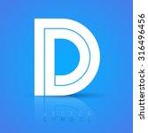 vector graphic elegant font...   Shutterstock .eps vector #316496456