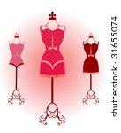 body forms | Shutterstock .eps vector #31655074