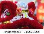 Traditional Colorful Chinese...