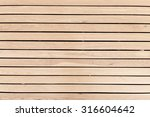 brown wood plank wall texture... | Shutterstock . vector #316604642