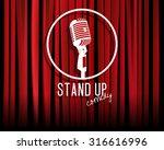 vintage white silhouette... | Shutterstock .eps vector #316616996