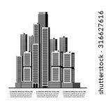 vector illustration of smart... | Shutterstock .eps vector #316627616