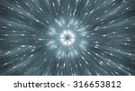 abstract blue background.... | Shutterstock . vector #316653812
