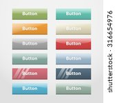 colorful realistic web buttons...