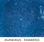 blue grunge background | Shutterstock . vector #316660322
