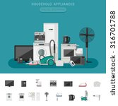 household appliances banner...