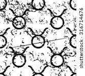 taurus pattern  grunge  black...