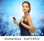 people  luxury  night life and... | Shutterstock . vector #316714922