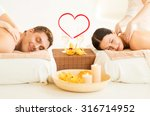 spa  beauty  love and happiness ...   Shutterstock . vector #316714952