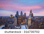 Skyline Of Downtown...