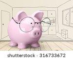 financial advisory. | Shutterstock . vector #316733672