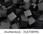 3d rendering of a composition... | Shutterstock . vector #316738496