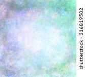 grunge abstract background | Shutterstock . vector #316819502
