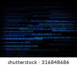 Technology Digital Background ...