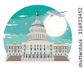 Illustration. Washington Dc