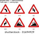 Traffic signs on slovene roads Prometni znaki na slovenskih cestah