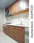 kitchen | Shutterstock . vector #31699225