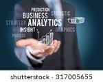 business innovation. | Shutterstock . vector #317005655