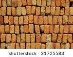 heap of bricks | Shutterstock . vector #31725583
