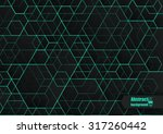 abstract  background with... | Shutterstock .eps vector #317260442