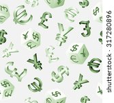 seamless finance background... | Shutterstock .eps vector #317280896