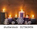 Christmas Decoration With Ligh...