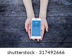 chiang rai  thailand  ... | Shutterstock . vector #317492666