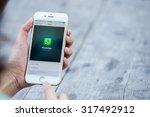 chiang rai  thailand  ... | Shutterstock . vector #317492912
