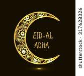 eid al adha | Shutterstock .eps vector #317628326