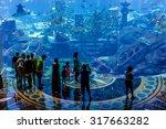 dubai  uae   september 7  2015  ... | Shutterstock . vector #317663282