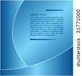 business vector background | Shutterstock .eps vector #31771000