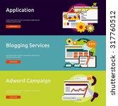 seo   development | Shutterstock .eps vector #317760512